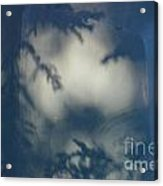 Shadowy Figures In The Hood Acrylic Print