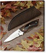 Shady Oak Knife-faa Acrylic Print