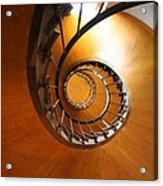 Shaft Staircase Acrylic Print
