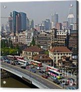 Shanghai, China Acrylic Print