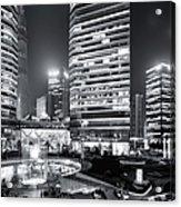 Shanghai Acrylic Print