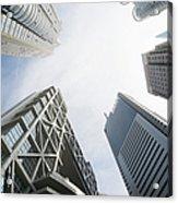 Shanghai Stock Exchange,china - East Acrylic Print