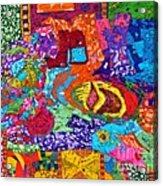 Shanji Acrylic Print