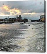 Shannon River 3 Acrylic Print
