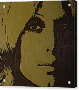 Sharon Acrylic Print