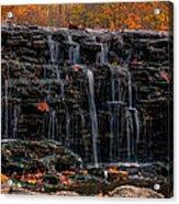 Sharon Woods Waterfall Acrylic Print