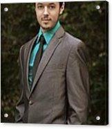 Sharp Dressed Man Acrylic Print