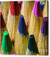Sharpened Color Acrylic Print