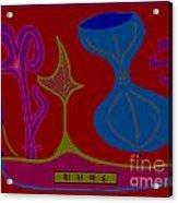 Shasaschaha Acrylic Print