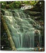 Shawnee Falls Acrylic Print