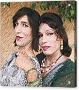 She-boys Acrylic Print