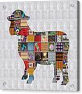 Sheep Animal Showcasing Navinjoshi Gallery Art Icons Buy Faa Products Or Download For Self Printing  Acrylic Print
