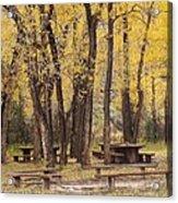 Sheep Creek Canyon Wyoming 13 Acrylic Print