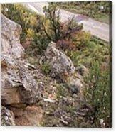 Sheep Creek Canyon Wyoming 6 Acrylic Print