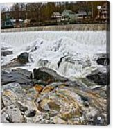 Shelburne's Falls Acrylic Print by Randi Shenkman