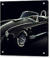 Shelby Cobra 427 - Ghost Acrylic Print by Marc Orphanos