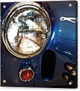 Shelby Cobra Circa 1965 Acrylic Print