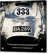 Shelby Cobra Acrylic Print by Phil 'motography' Clark