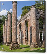 Sheldon Church 150 Acrylic Print