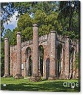 Sheldon Church 193 Acrylic Print