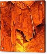 Shenandoah Caverns - 121266 Acrylic Print by DC Photographer