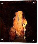 Shenandoah Caverns - 121269 Acrylic Print