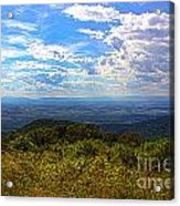 Shenandoah Valley Acrylic Print