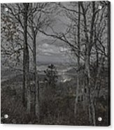Shenandoah's Delight Acrylic Print by Joe McCormack Jr