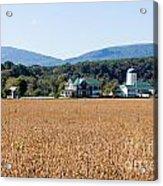Shenandoah Valley Farmstead Acrylic Print