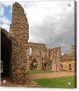 Sherborne Old Castle 5 Acrylic Print