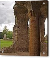 Sherborne Old Castle 6 Acrylic Print