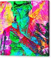 Sherlock Holmes 20140128p128 Acrylic Print