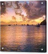 Sherri's Sunset Acrylic Print