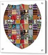 Shield Armour Yin Yang Showcasing Navinjoshi Gallery Art Icons Buy Faa Products Or Download For Self Acrylic Print