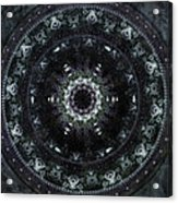 Shield Of Athena Acrylic Print