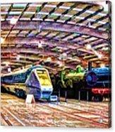 Shildon Railway Museum Acrylic Print