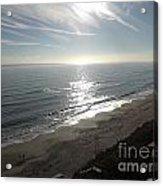 Shimmering Sunrise Acrylic Print