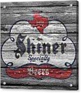 Shiner Specialty Acrylic Print