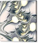 Shining Acrylic Print