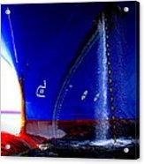 Ship - Gulf Of Mexico Acrylic Print