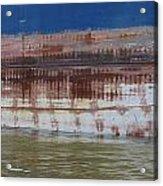 Ship Rust 4 Acrylic Print