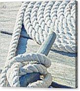 Ship Shape Acrylic Print