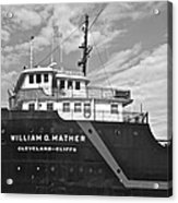 Ship Shape Acrylic Print