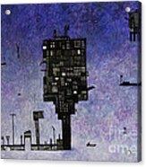 Ships In The Night IIi Acrylic Print