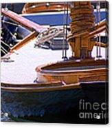Shipshape Acrylic Print