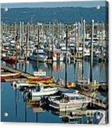 Shipyard Acrylic Print