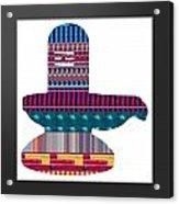 Shiva Linga Hinduism  Buy Faa Print Products Or Down Load For Self Printing Navin Joshi Rights Manag Acrylic Print