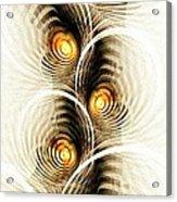Shock Waves Acrylic Print