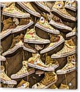 Shoe Art Acrylic Print
