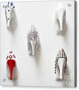 Shoe Fashion Acrylic Print